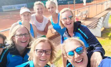 Tennis: Knapp Niederlage für Damen 30 II