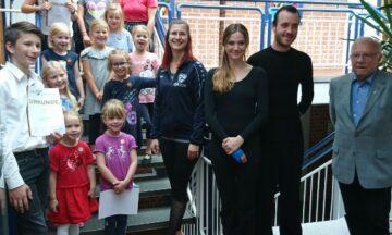 Tanzen: Erfolgreiche Prüfungen zum deutschen Tanzsportabzeichen