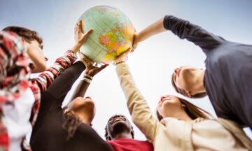 Greven gemeinsam um die ganze Welt