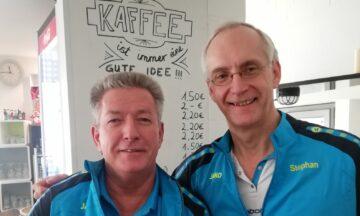 Tennis: Remis für Herren 50